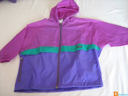 Kway tricolore