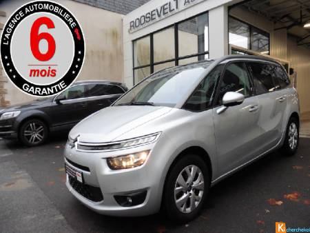 Citroen Grand C4 Picasso Bluehdi 120 Intensive
