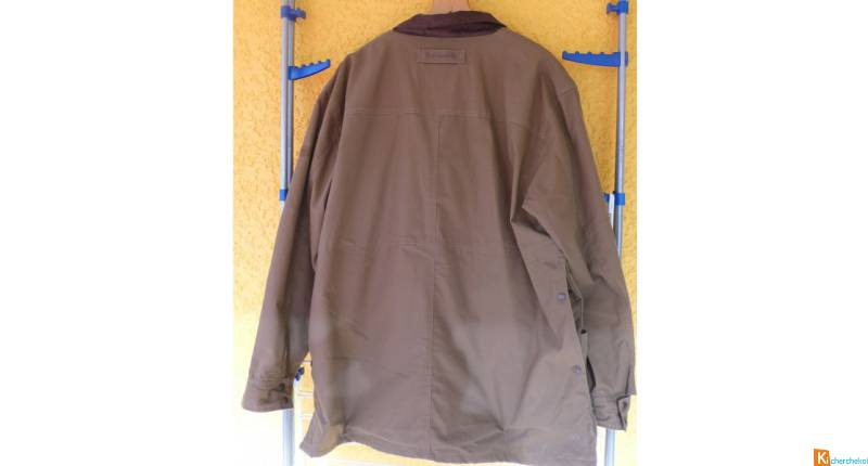 Veste percussion taille XXL