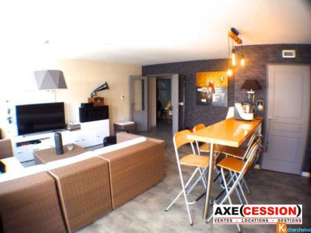 APPARTEMENT LOUE T4 TERRASSE - Thoiry