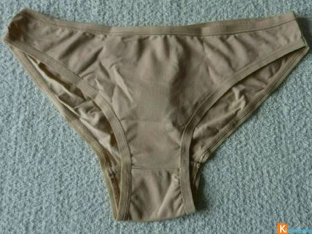 Culotte beige taille S neuf (701)