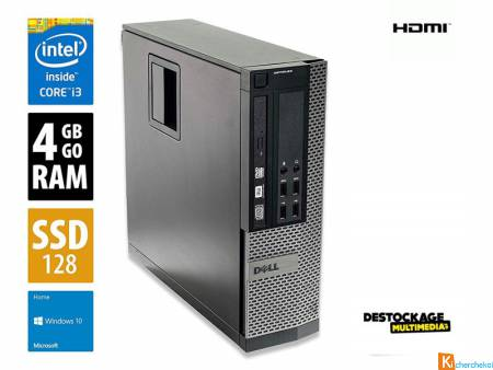 PC Dell OptiPlex 3010 Core i3-3225 3,3 GHz - 128 S