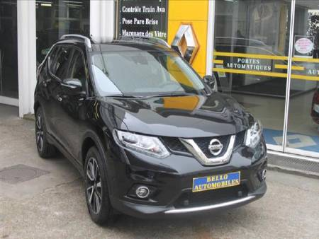 Nissan X-trail 1.6 DCI 130CH ALL MODE 4X4-I T