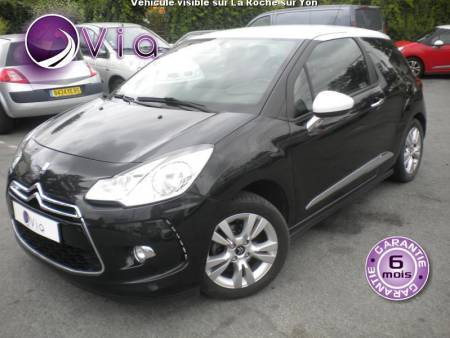 Citroen Ds3 1.6 HDi90 (92) FAP  So Chic