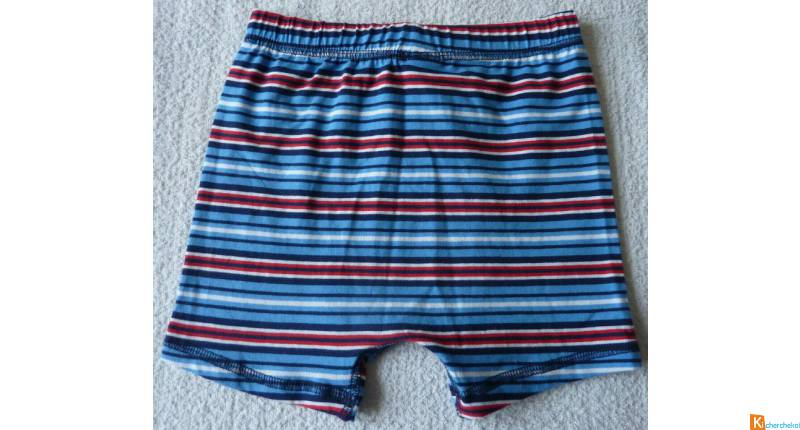 Boxer taille 7 ans neuf (109)