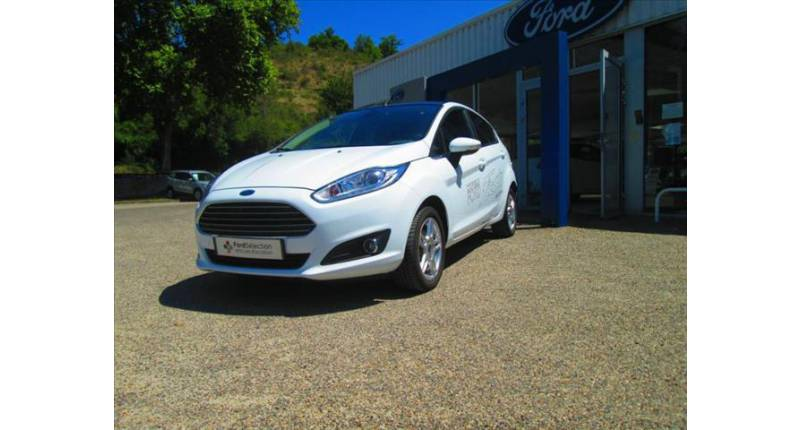 Ford Fiesta 1.0 EcoBoost 125ch Titanium S&S 5p