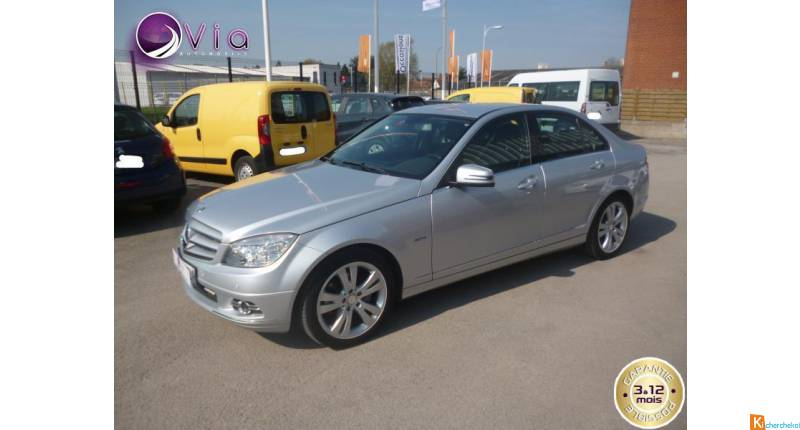 Mercedes CLASSE C Mercedes 180 Cdi 120 Blueefficiency Avantgarde