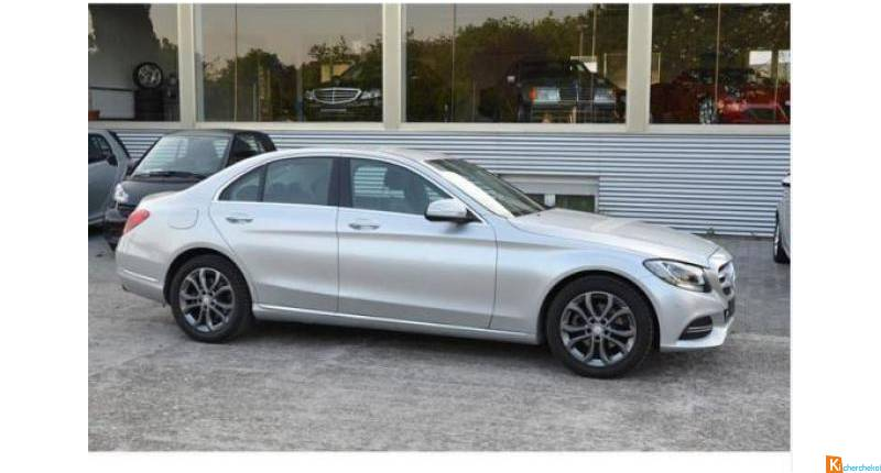 Mercedes CLASSE C 250 Bluetec Executive 7g-