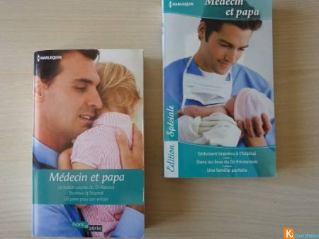 Lot de 2 livres Harlequin Edition special (lot3)