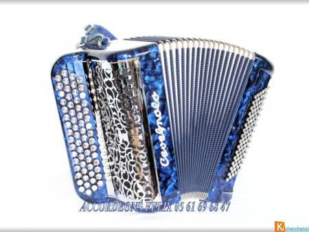 ACCORDEON CAVAGNOLO MUSETTE SIGNATURE COMPACT 96 B