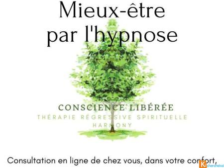 Hypnose de régression (bloquages)
