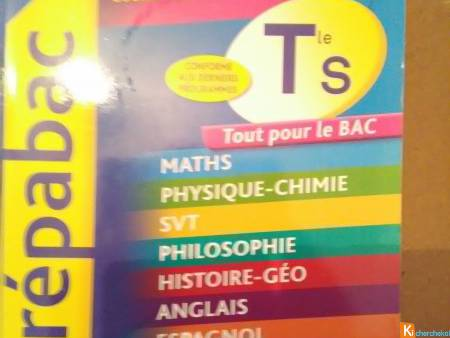 PREPA BAC Terminale S complet