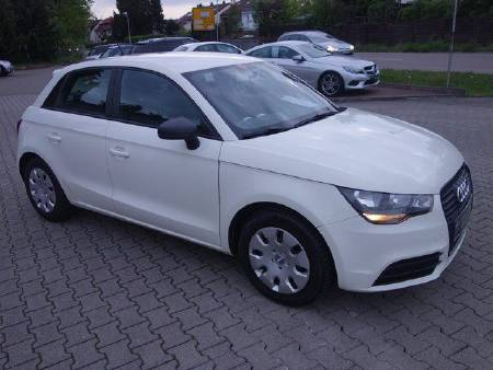 Audi A1 1,6 TDI Attraction