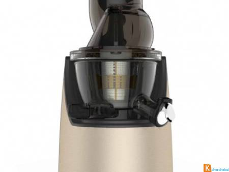 Extracteur de jus Kuvings Evo 820 champagne Or