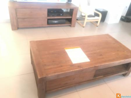 Meuble TV + table basse