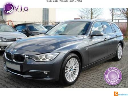 Bmw SERIE 3 318 Da Touring Luxury