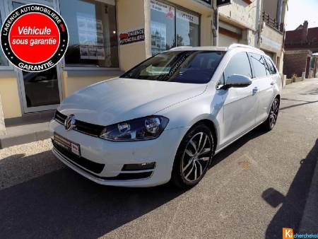 Volkswagen GOLF SW 1.6 Tdi 110 Bluemotion  Allstar