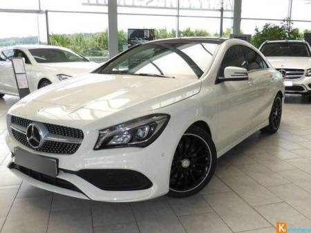 Mercedes CLA 180 Sensation