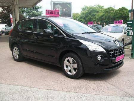 Peugeot 3008 1.6 HDI 112 BUSINESS PACK