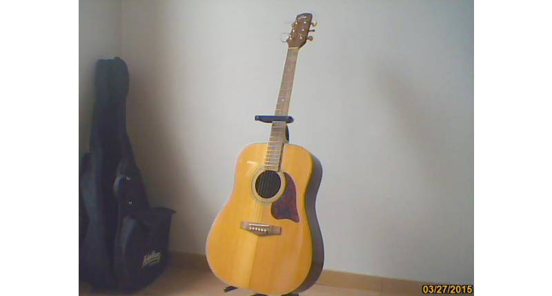 Guitare acoustique Folk