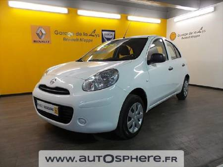 Nissan Micra 1.2 DIG-S 98 Visia