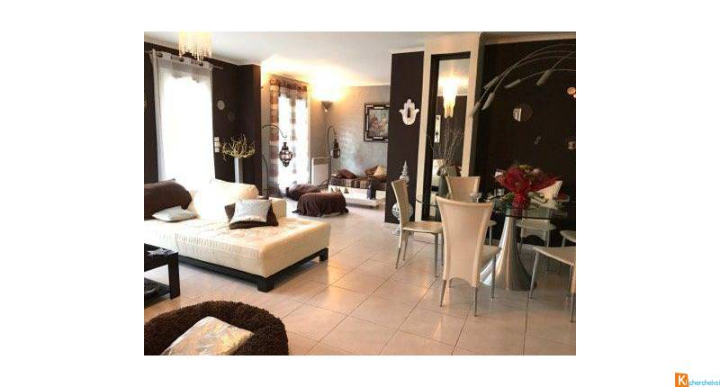 Appt en rez de jardin - Saint-Laurent-du-Var Vente appartement ou ...