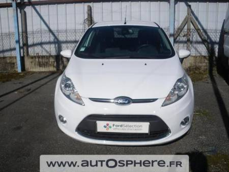 Ford Fiesta 1.4 TDCi70 FAP Techno Edition