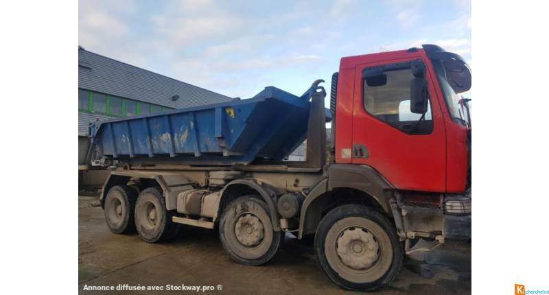 Poids lourds - Camion - Polybenne