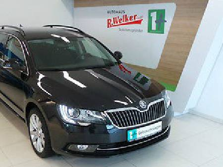 Skoda Superb Combi 2.0 TDI DSG Exclusive *48m Gar