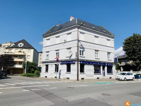 LOCAL COMMERCIAL -- THIONVILLE -- 110 M2 -- 208 000 €