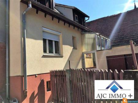 Immeuble 2 appartements + cour INGWILLER - Ingwiller