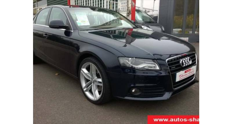 Audi A4 quattro 3.0 TDI 240 AMBITION LUXE TIP