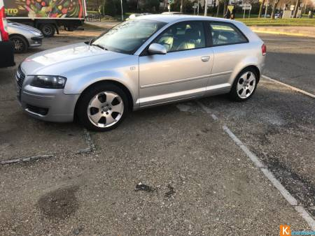Audi a3 2.0 TDI 140cv (ambition luxe)