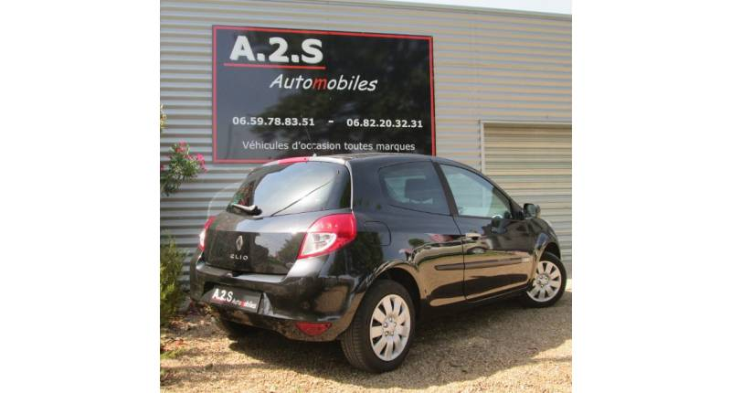 Clio III DCI 70 Expression Phase 2