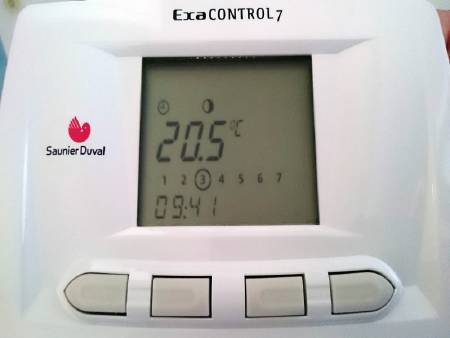 Thermostat Exacontrol E7