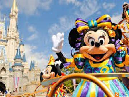 Authentique billets disneyland