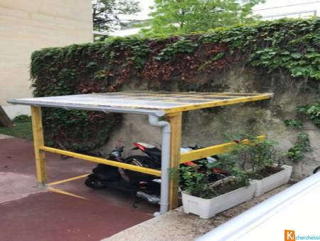 parking MOTO Boulogne Les Passages