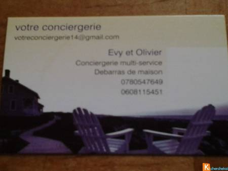 Conciergerie,Multi Services