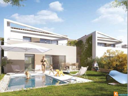 SANARY - MAISONS CONTEMPORAINES - Sanary-sur-Mer