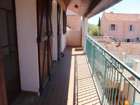 APPARTEMENT T3 - QUARTIER ESCAILLON - TOULON