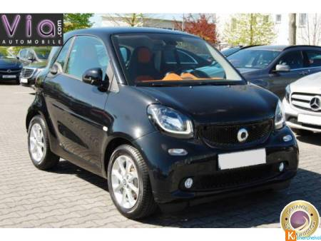 SMART FORTWO COUPE Fortwo Coupé 71 Ch S&s Passion