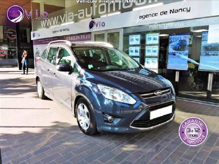 Ford Grand c-max TDCI 115 ch 7 places