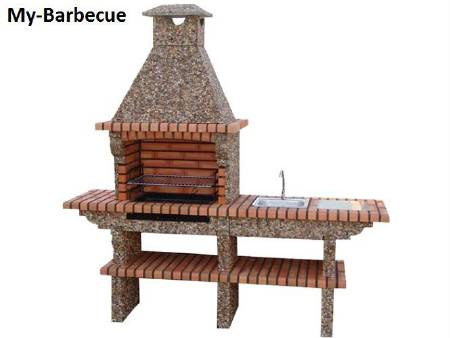 Barbecue Brique Refractaire