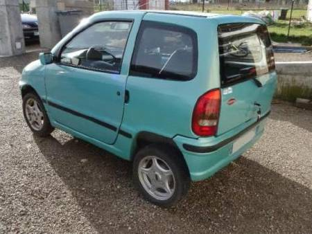 MICROCAR Virgo 2 Luxe