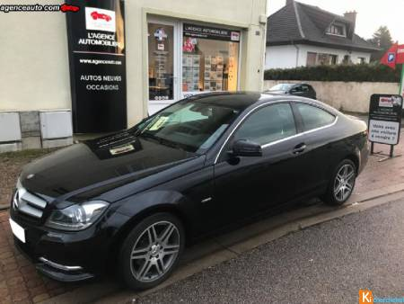 Mercedes Classe C Coupe 220 Cdi Executive 7gt