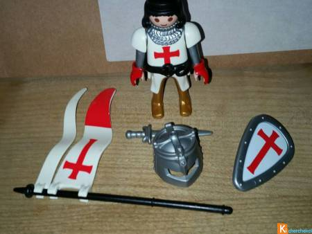 Playmobil chevalier N°4670