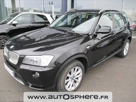 Bmw X3 xDrive30dA 258ch Exclusive