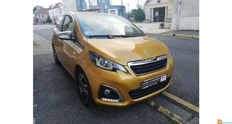 Peugeot 108 1.2 Puretech 82cv Collection 5p 1ere Main!