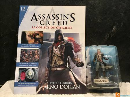 FIGURINE ASSASSIN'S CREED N°12