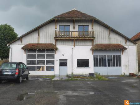 ROUILLY SACEY : GRAND ATELIER DE 338 M2 ! IDEAL ARTISANT